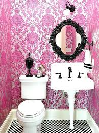 black and pink bathroom accessories. Modren Accessories Hot Pink Bathroom Accessories Dark Floral Acrylic Bath Accessory Sets  Wholesale Faucet Glitter  For Black And Pink Bathroom Accessories E