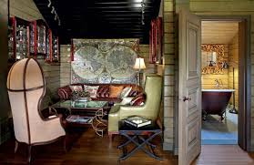 country home interior ideas. Golden Accents, Beautiful Colors For Country Home Decorating Interior Ideas