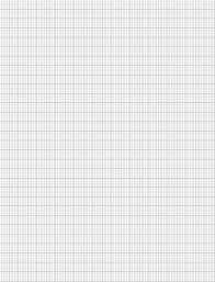 Graph Paper Printouts Pdf X Y Employee Handbook Template