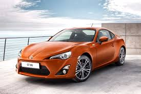 New Toyota GT 86 Sports Coupe with 2.0-liter Engine Officially ...