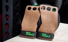 Bear Komplex Grips Size Chart Bear Komplex 3 Hole Hand Grips Rogue Fitness