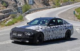 BMW 5 Series how fast is the bmw m5 : Everything We Know About the 2018 BMW M5 » AutoGuide.com News