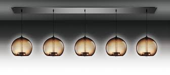 contemporary ceiling lighting. Contemporary Ceiling Light Linear Glass Blown With Size 3354 X 1500 Lighting E