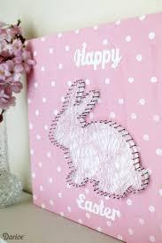 Diy String Art Diy String Art Tutorial Easter Bunny Darice