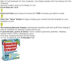 Resume Writing Software