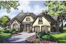Luxurious Plan under   Sq  Ft  HWBDO European from    Luxurious Plan under   Sq  Ft  HWBDO European from BuilderHousePlans com