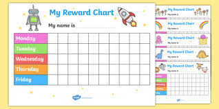 Biblical Behavior Chart Reward Charts For Kids Reward Chart Pack Free Reward