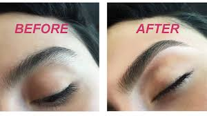 8 Ways To Grow Thick Eyebrows Naturally Galore