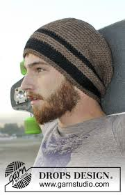Mens Beanie Knitting Pattern Mesmerizing 48 Incredibly Handsome Winter Hats For Men To Knit Or Crochet