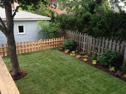Nice Decoration Landscaping Fence Amazing Wrigleyville Oasis Landscape  Project Landscaping And Hardscaping