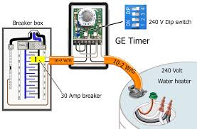 wiring diagram hot water heater timer new here is an example a wiring diagram hot water heater timer at Wiring Diagram Hot Water Heater
