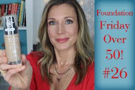 foundation friday over 50 revlon colorstay makeup