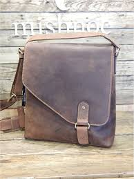 aspin leather messenger
