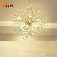 new arrival gold crystal chandelier modern hanging lights dia50cm re dinning room bedroom chandelier bar lights pendant chandelier shabby chic