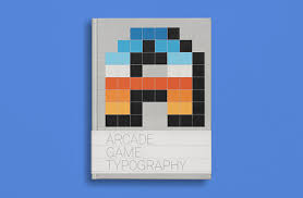 <b>Arcade</b> Game Typography reminds us of the best of 8 pixel ...