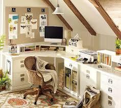 great design for a home office tucked into an attic area or bonus room bonus room playroom office