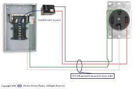 220 240 Wiring 220 Volt Pump