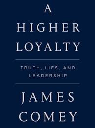 Image result for comey book tour