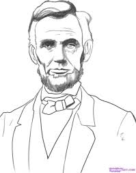 Small Picture Download Coloring Pages Abraham Lincoln Coloring Page Free