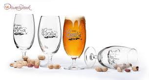 <b>Набор бокалов для пива</b> Club, 420 мл, 4 шт, SagaForm - Пивные ...