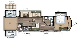 class destination trailer sleeps 9 length very popular floor plan with metal siding front master bedroom middle living area rear bunk room and second