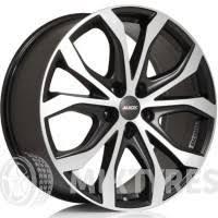 """Диски Alutec W10X, цены на колёса W10X в """"MiK Tyres""""."""