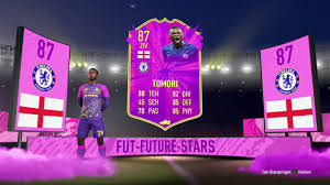 FUTURE STAR TOMORI in a PACK!!!! FIFA 20