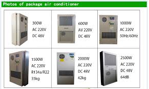 Industrial Outdoor Telecom Battery Cabinet Air Conditioner - Buy ...