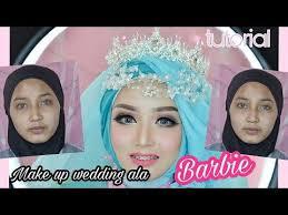 tutorial makeup wedding ala barbie wedding kekinian r i n d y s m u a t b b you
