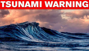 The pacific tsunami warning center and the ioc sprang into action as well. Tsunami Warning Issued After 7 8 Magnitude Earthquake Hits Off Alaska