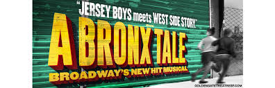 Bronx Tale Theater Seating Chart A Bronx Tale Tickets Golden Gate Theatre In San Francisco