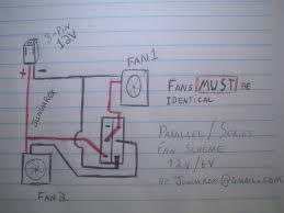 guide identical fans at 6v 12v wiring series parallel 1 switch guide identical fans at 6v 12v wiring series parallel 1 switch