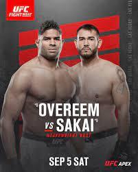 UFC Fight Night 176 Latest News, Fight ...
