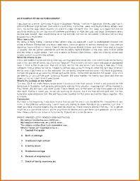 7 Autobiography Outline Template Doc Free Premium Templates