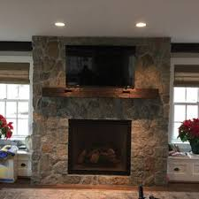 Wood Fireplace Mantels For Fireplaces  Surrounds  Design The SpaceFireplace Mantel