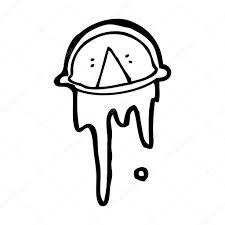 Mystic Plačící Oko Symbol Stock Vektor Lineartestpilot 20416069