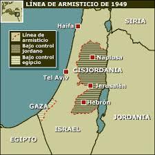 Risultati immagini per Territori palestinesi  1949