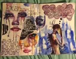 sketchbook gcse art cuadernos acuarela dibujos cuaderno de bocetos inspo de arte