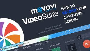 Record Your Computer Screen How To Record Your Computer Screen With Movavi Screen Capture