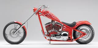 280 custom chopper