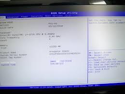 American Megatrends CPU Fan Error Press F1 To Continue