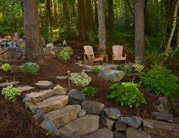 Best 25 Deck Landscaping Ideas On Pinterest  Backyard Patio Hot Landscape My Backyard