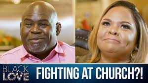David & Tamela Mann | Church Fight?! | Black Love Doc | Bonus Clip - YouTube
