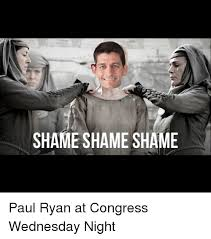 Image result for speaker ryan is spineless memes