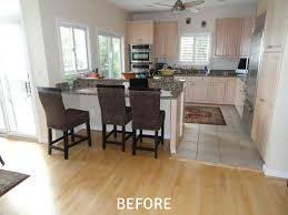 Cabinet refacing before and after Cost Cabinet Refacing Pictures Before Cabinet Cures Kitchen Remodeling Photos Before And After Photos Baltimore Metro