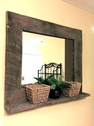 how to hang mirror on wall home ideas how to hang a mirror on a wall
