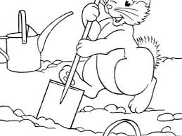 print bunny coloring pages tulamama