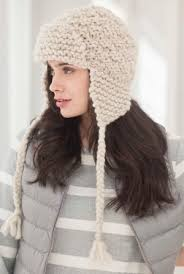 Earflap Hat Knitting Pattern Mesmerizing Knitting Patterns Galore Amelia Earflap Hat