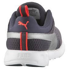 puma carson runner. puma shoes uk | classic women carson runner mesh running in periscope-silver