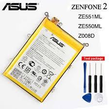 <b>Original</b> ASUS High Capacity C11P1423 <b>Battery</b> For ASUS ZF2 ...